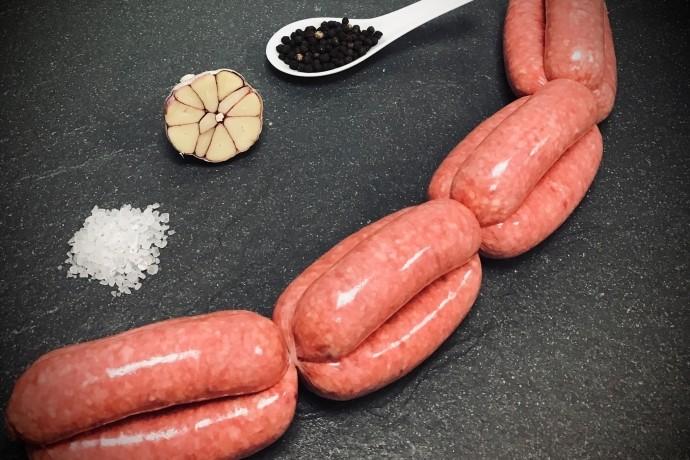 beef-sausages