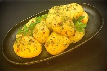 Heat and Eat Potatoes